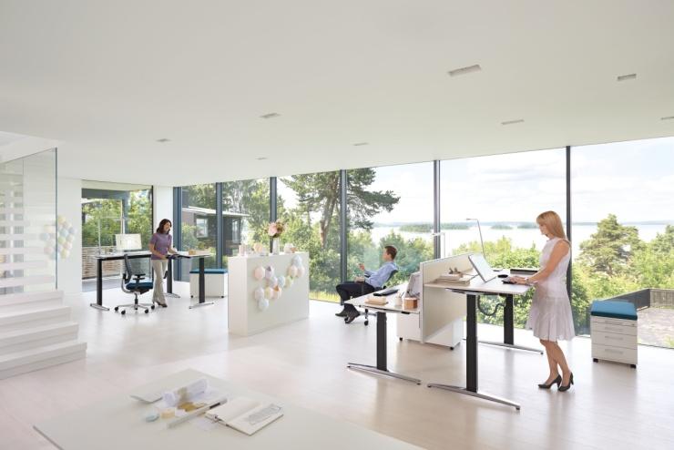 Innovative Bürokonzepte zum Wohlfühlen & produktiv Arbeiten ...